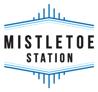 Mistletoe Station Apartments Logo, Link to Home